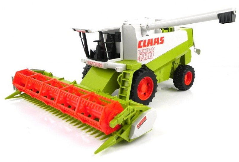 Jucarie Combina Claas Lexion 480 pt recolta