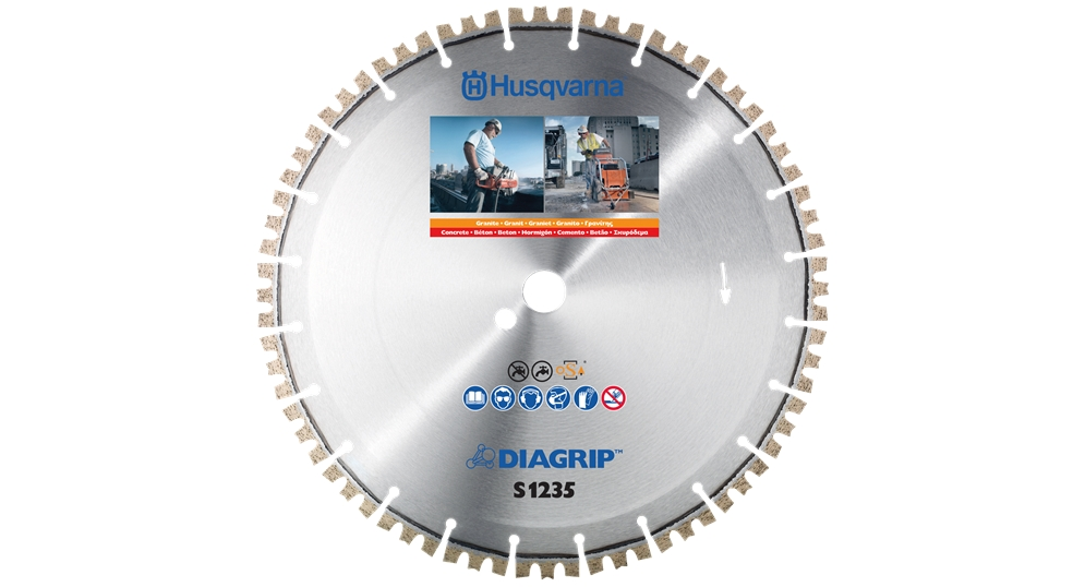 Disc diamantat S1235 300-25.4 20 40x2.8x10