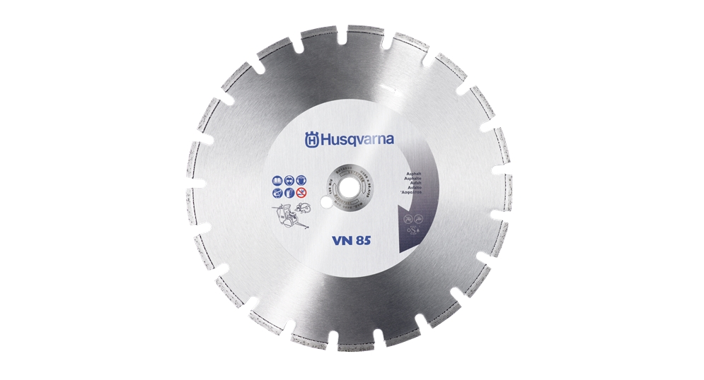Disc diamantat VN85 350-25,4 20 40,0x3,2x8,0