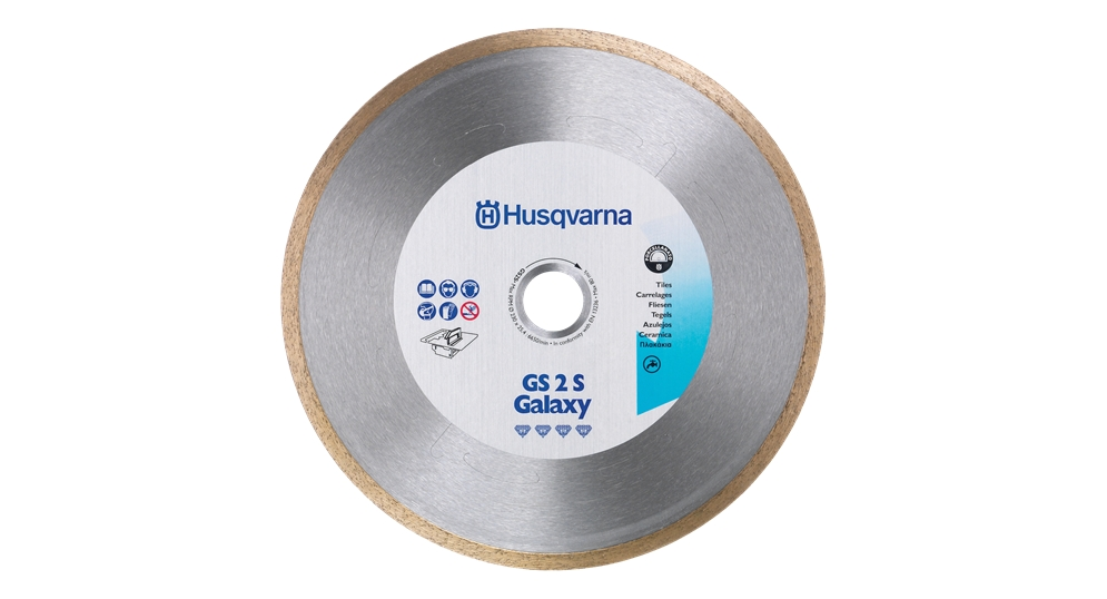 Disc diamantat 300 25.4 x2.2x8GS2S