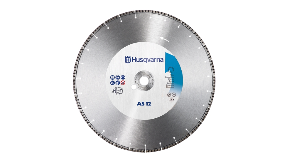 Disc diamantat AS12+ 300-25.4 20 40.0x2.8x10
