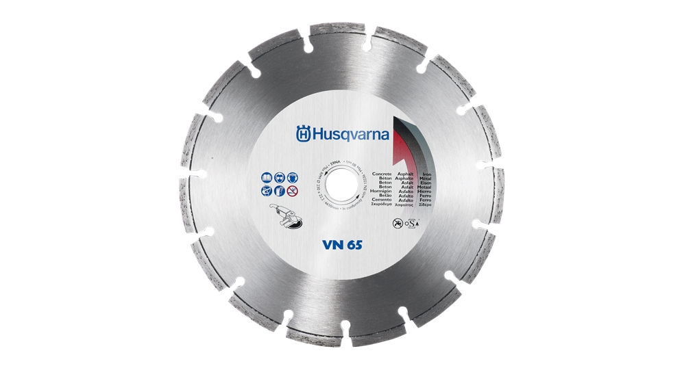 Disc diamantat VN65 230-22,2 40,0x2,4x5,0